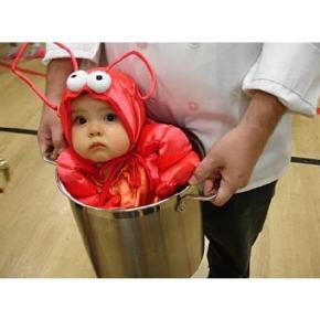Αυτό πρέπει να το δείτε οπωσδήποτε!!! Απίστευτα αποκριάτικα ντυσίματα για μωρά!!! Τρελόγέλιο!!!!!!!