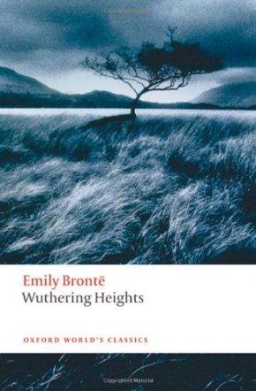 Wuthering Heights, Emily Brontë (Ανεμοδαρμένα ύψη της ΈμιλυΜπροντέ)