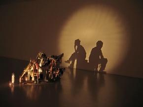 Rashad Alakbarov Paints with Shadows andLight